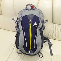 Спортивный рюкзак Onepolar W 1595 синий надежный 25 литров