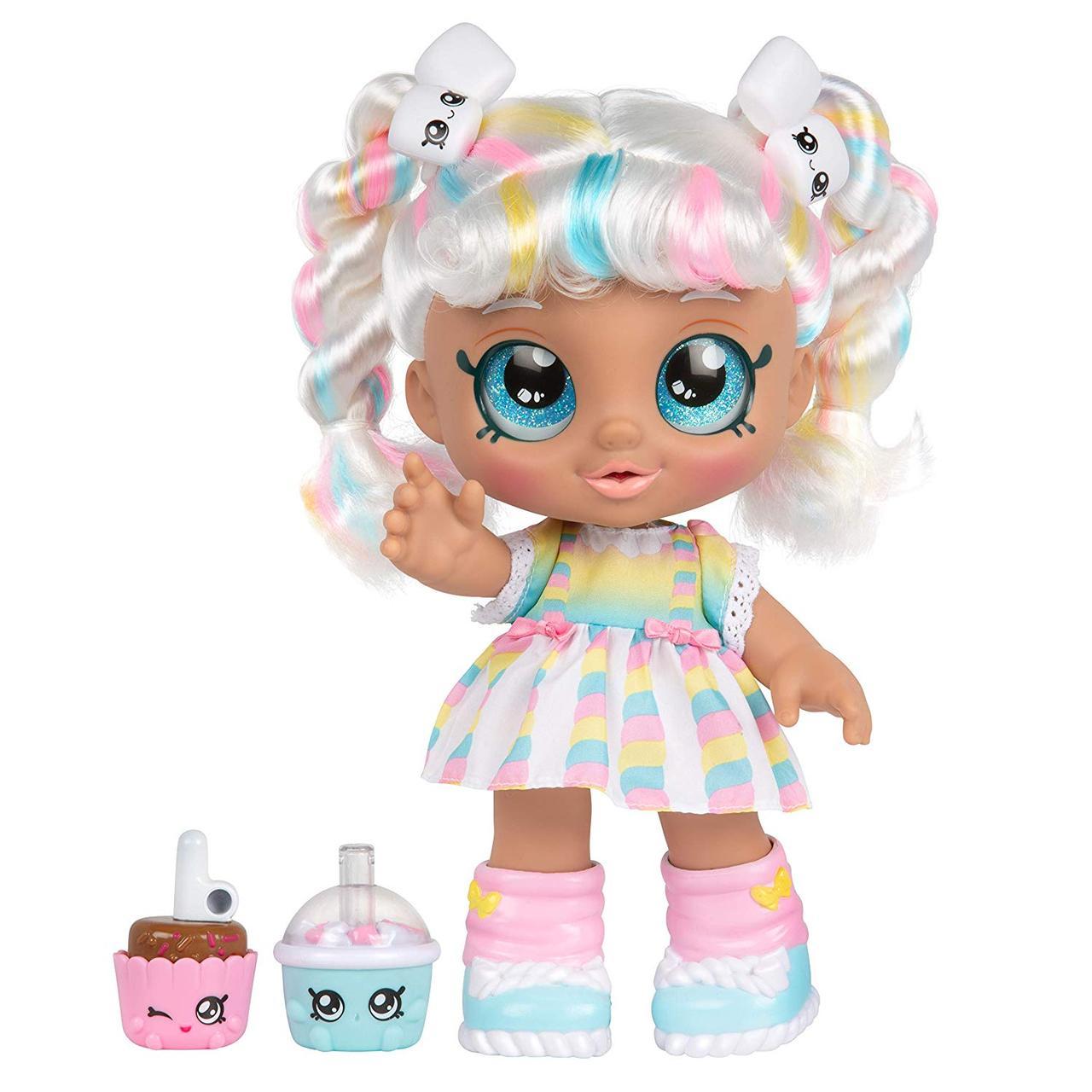 Кукла Марша Мелоу (зефирка) серии Kindi Kids Кинди Кидс с аксессуарами