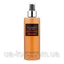 Парфюмированый спрей с блестками Victoria's Secret Amber Romance Shimmer