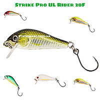 Воблер Strike Pro UL Rider 28F