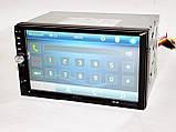 "Автомагнитола 2din Pioneer 7012B 7"" Дюймов Экран - Bluetooth + Пульт + Камера Заднего Вида, фото 5"