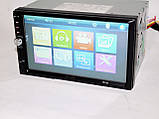 "Автомагнитола 2din Pioneer 7012B 7"" Дюймов Экран - Bluetooth + Пульт + Камера Заднего Вида, фото 6"
