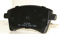 Колодки гальмівні дискові передні Renault Kangoo, Mercedes Citan Rider RD.3323.DB1785