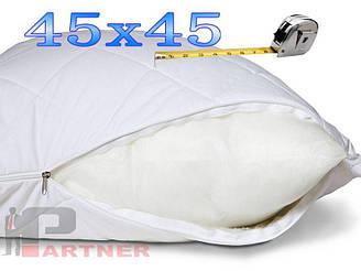 Чехол для подушки 45х45 см.