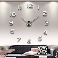 """Часы настенные 3D """"DIY"""" от 60 до 120 см (ZH210-S)"""