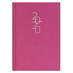 Ежедневник датированный 2020 BRUNNEN GLAM Стандарт 7953022 розовый