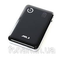Power Bank AILI Dual USB, 4x18650 Black, ток 2A