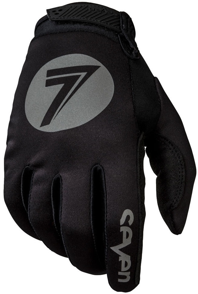 Мотоперчатки Seven ANNEX COLD WEATHER BLACK L