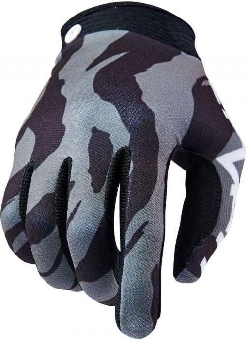 Мотоперчатки Seven ZERO WILD BLACK L