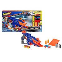 Набор игрушечный Nerf Nitro Longshot Smash (C0784)