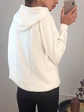 Женское трикотажное худи с капюшоном, фото 3