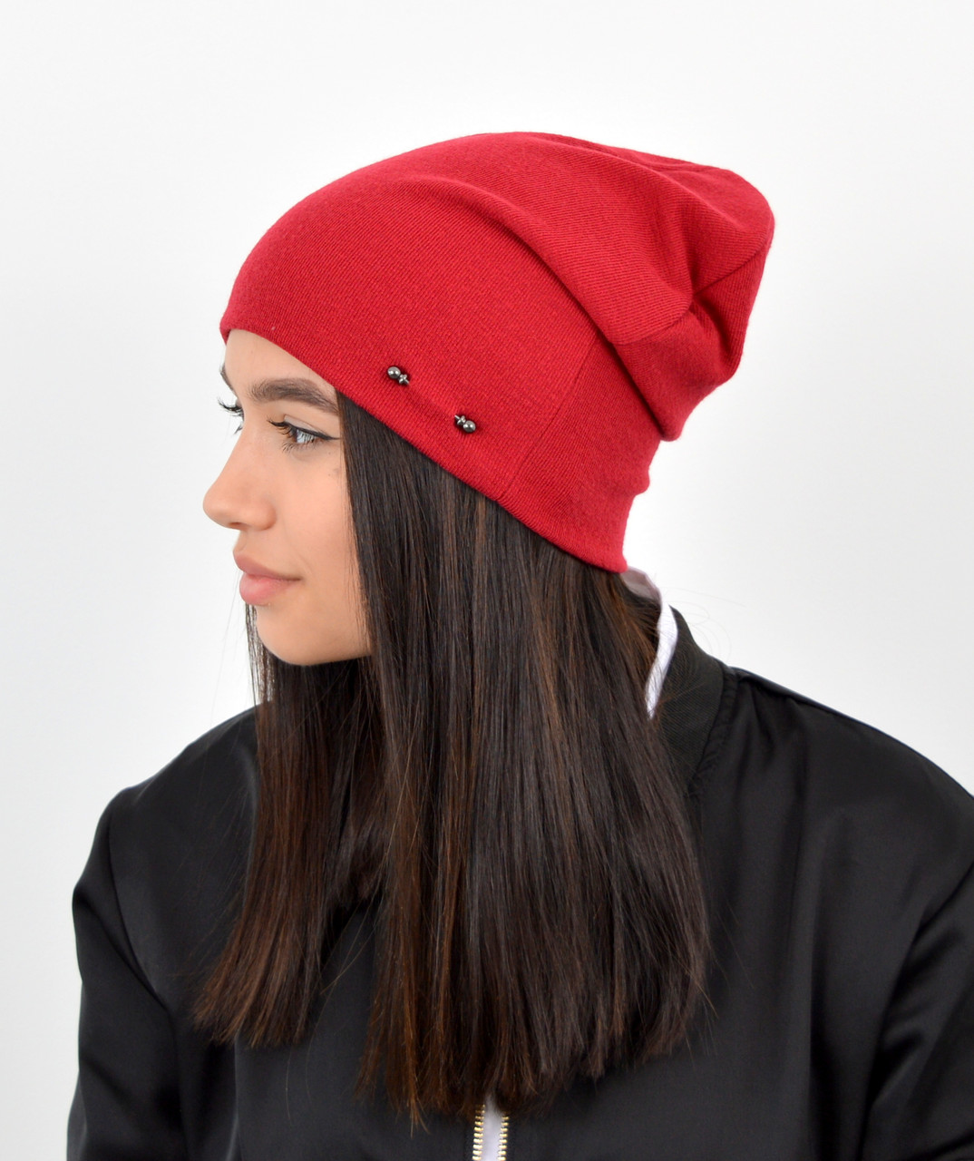 шапки оптом трикотаж