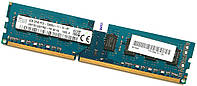 Оперативная память Hynix DDR3 4Gb 1600MHz PC3-12800 2R8 CL11 (HMT351U6EFR8C-PB N0 AA) Б/У