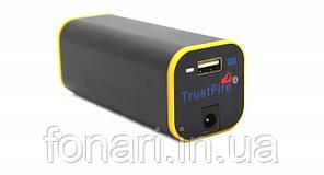 Power Bank Trustfire E01, 4х18650, ток 1A