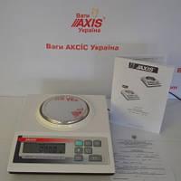 Весы лабораторные АХIS AD100