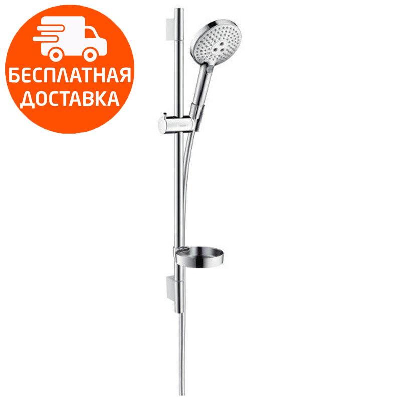 Душевой набор со штангой 0,65 м Hansgrohe Raindance Select S 120/Unica S Puro 26630000 хром