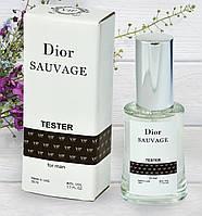 Tester 35 ml VIP Christian Dior Sauvage