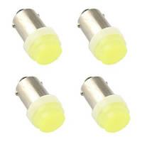 Автомобильные светодиодные лампы iDial. Светодиодная лампа 470 T4W / BA9s 2W ceramic lamp3D Chip
