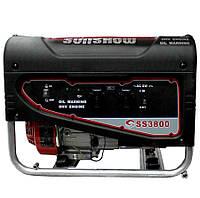 Генератор бензиновый SUNSHOW SS 3800 (2.8 кВт)
