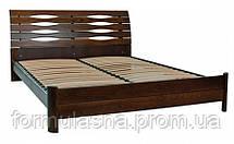 Кровать деревянная Марита Олимп, фото 2