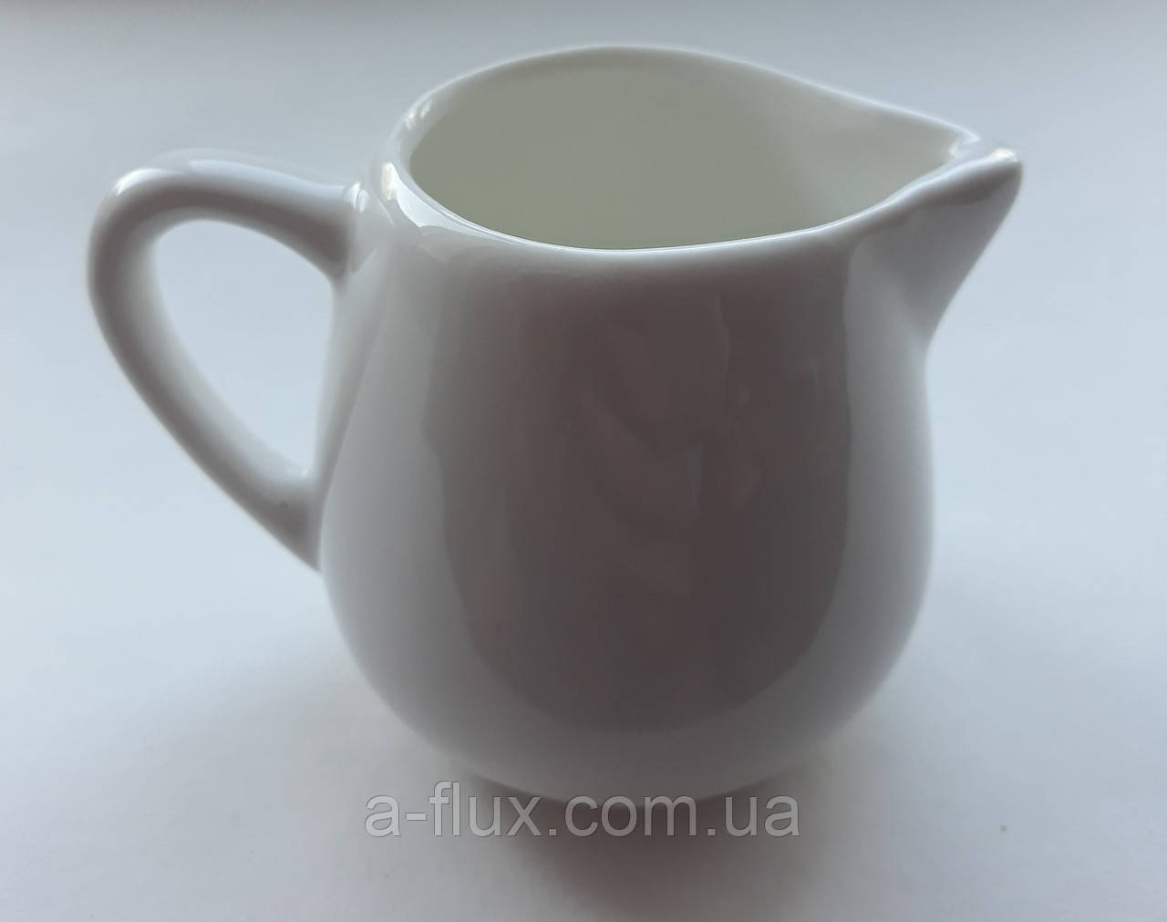 Молочник 70 мл фарфор белье Китай 0263Б