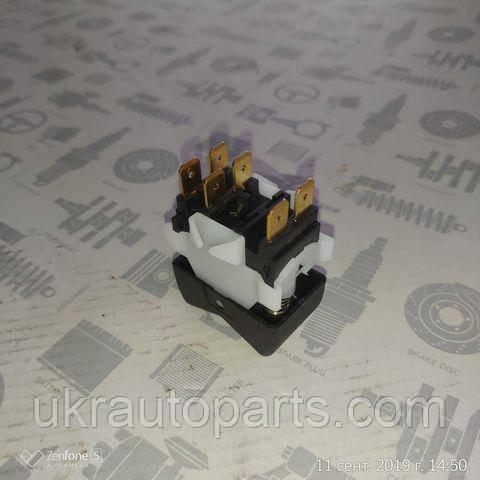 Переключатель подъема-опускания антенны ГАЗ (ЭКОНОМ) Клавиша антенны ГАЗ 2410 (П150-16.20 (ЭКОНОМ))