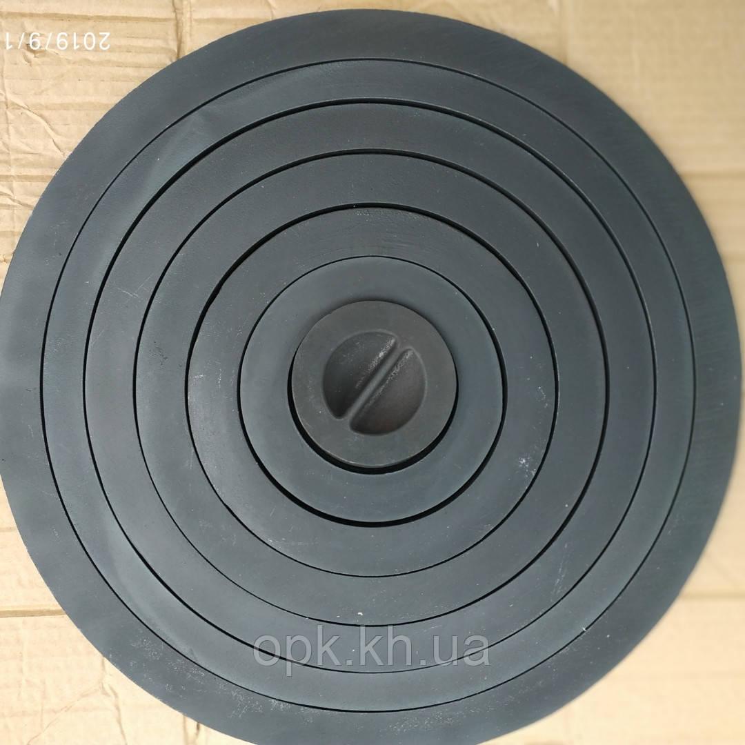 Набір чавунних конфорок для плити під казан Ø 420 мм (вага - 10 кг)