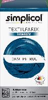 Текстильная краска Simplicol Intensiv Opal Petrol, 150мл+400г