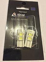 Автомобильные светодиодные лампы iDial. Светодиодная лампа повышенной мощности 5SMDCanbus ceramic