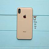Корпус Apple iPhone XS Max Gold, фото 3