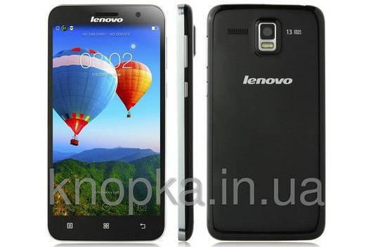 Смартфон Lenovo A806 MTK 6592 Octa Core Android 4.4 (Black) (2Gb+16Gb), фото 2