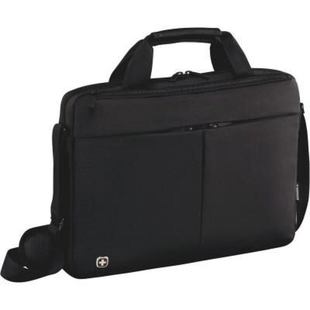 "Сумка для ноутбука Wenger 16"" Format Laptop Slimcase black (601062)"