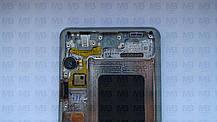 Дисплей с сенсором Samsung G975 Galaxy S10 Plus  Prism White, GH82-18849B, оригинал!, фото 2