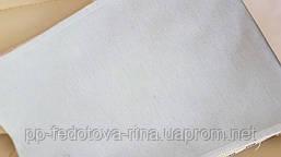Ткань Бязь Люкс (хлопок) Однотон Голубой