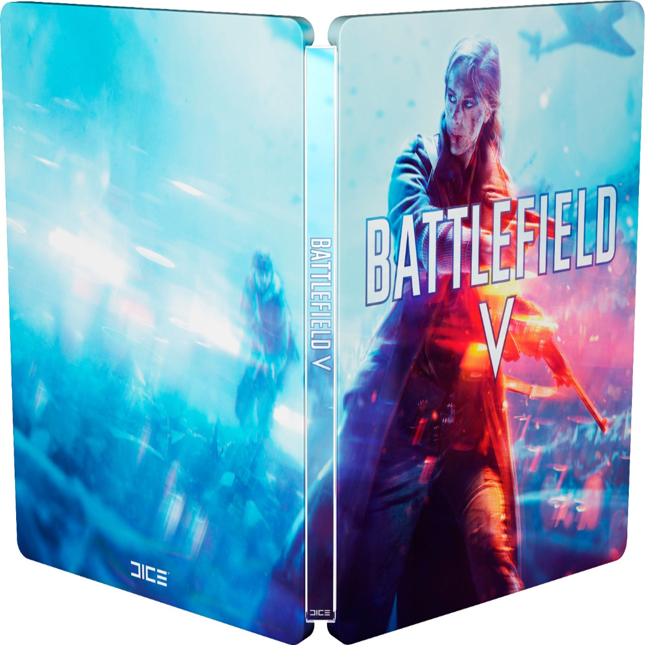 Steelbook Battlefield 5 PS4/XBOX (БЕЗ ГРИ)