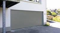 Ворота 2750х2250 гаражные c приводом Promatic L-гофр Planar Matt deluxe glatt Hormann, фото 1