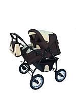 Детская коляска-трансформер Verdi BAJTEK для двойни