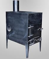 Печь Буржуйка на твердом топливе Б-2 (до 250 м3)