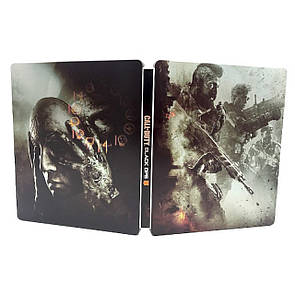 Steelbook Call of Duty Black ops 4  PS4/XBOX (БЕЗ ГРИ)