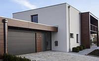 Ворота 3000х3000 гаражные c приводом Promatic L-гофр Planar Matt deluxe glatt Hormann, фото 1
