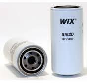 Фильтр масляный DAF\IVECO (WX 51820E)