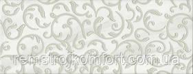 Декор InterCerama Toscana серый 23х60