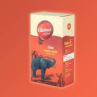 Кофе молотый Globus Coffee Asia - Eastern Gold 0,250 г.