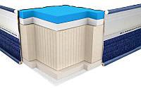 Ортопедический матрас Neolux Dual Comfort 90х200