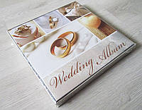 Фотоальбом свадебный на 30 магнитных листов, фото 1