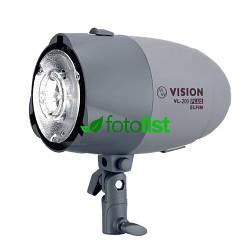 Студийная вспышка Visico VL-200 Plus