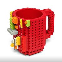 Кружка Lego 350мл Black top-792 (конструктор не входит в комплект)