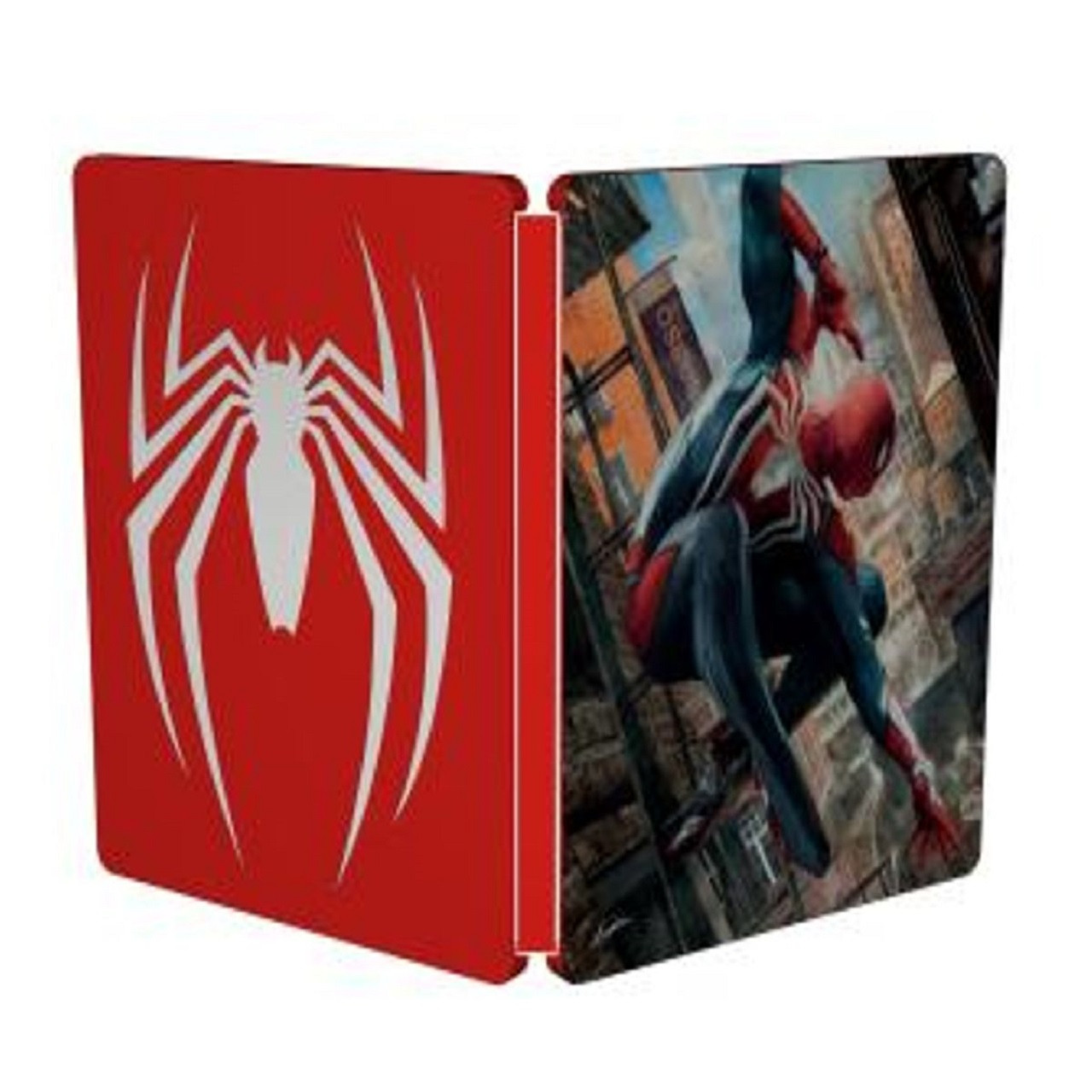 Steelbook Spider Man PS4 (БЕЗ ГРИ)