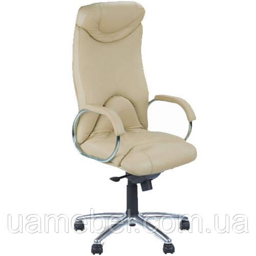 Крісло для керівника ELF (ЕЛЬФ) STEEL CHROME COMFORT