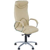 Крісло для керівника ELF (ЕЛЬФ) STEEL CHROME COMFORT, фото 1